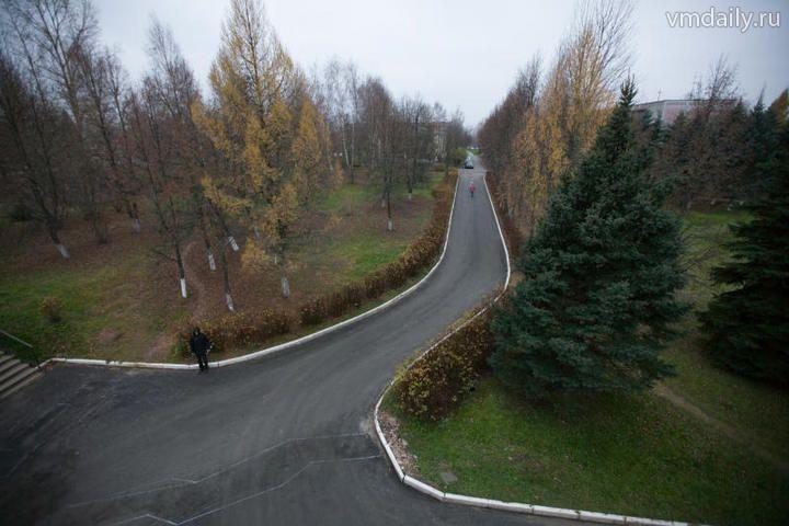 В поселении Первомайское появятся новые асфальтированные дороги