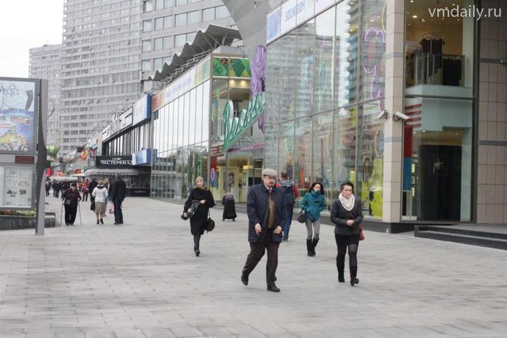 Центральные улицы Москвы могут заковать в гранит