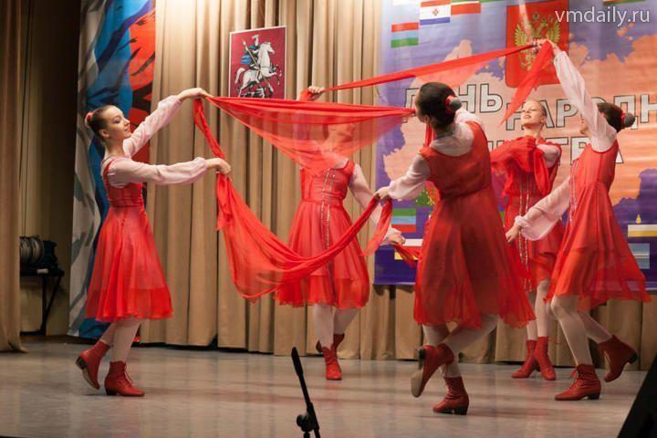 В поселении Марушкинское прошел открытый урок хореографии