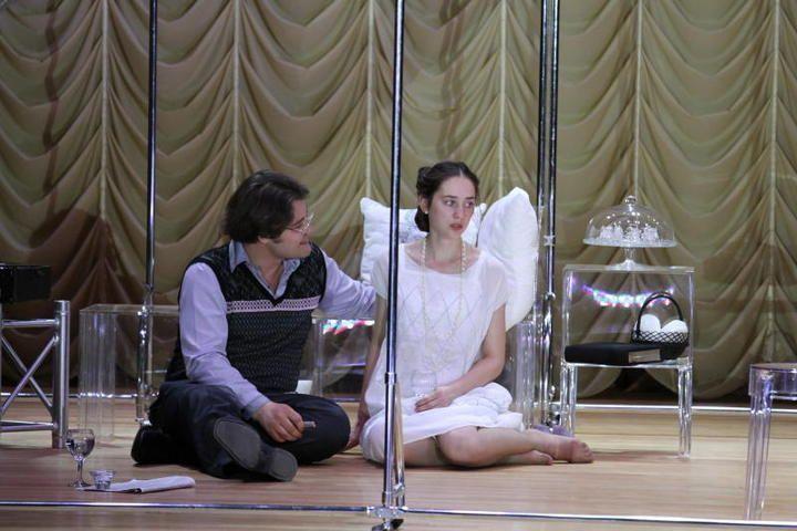 Актеры театра «МолоТТ» из Мосрентгена удивили публику новой постановкой