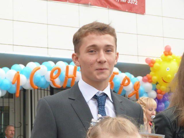 Десятиклассник вороновской школы Дмитрий Алтухов: В моей жизни храм появился еще задолго до моего рождения