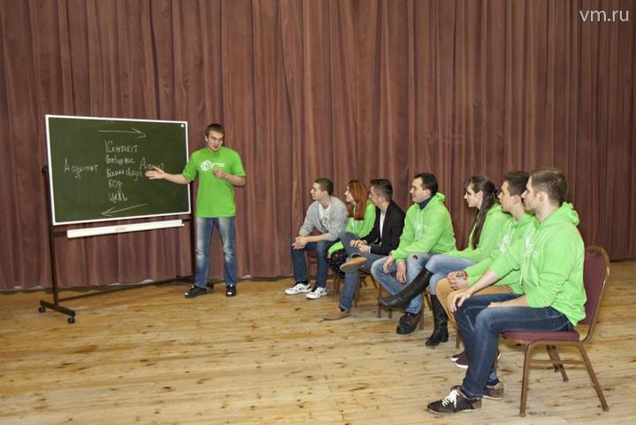 Молодые инициативные