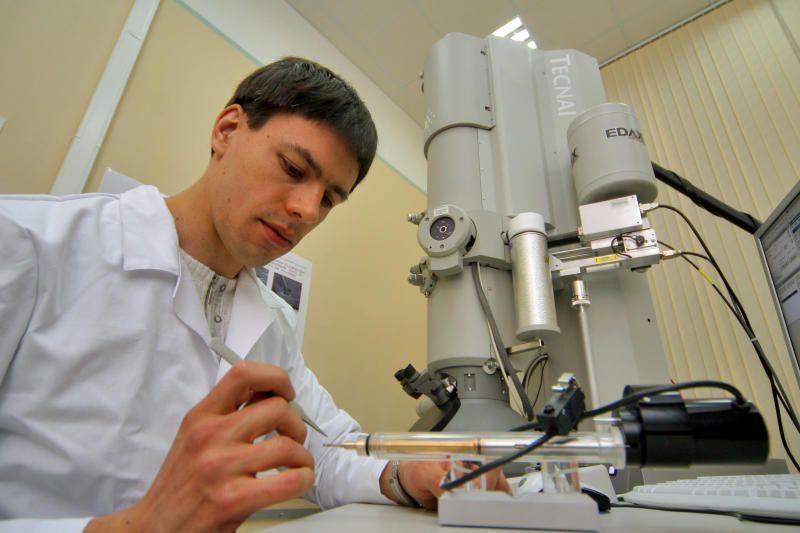 Наноцентр: наука приносит доход