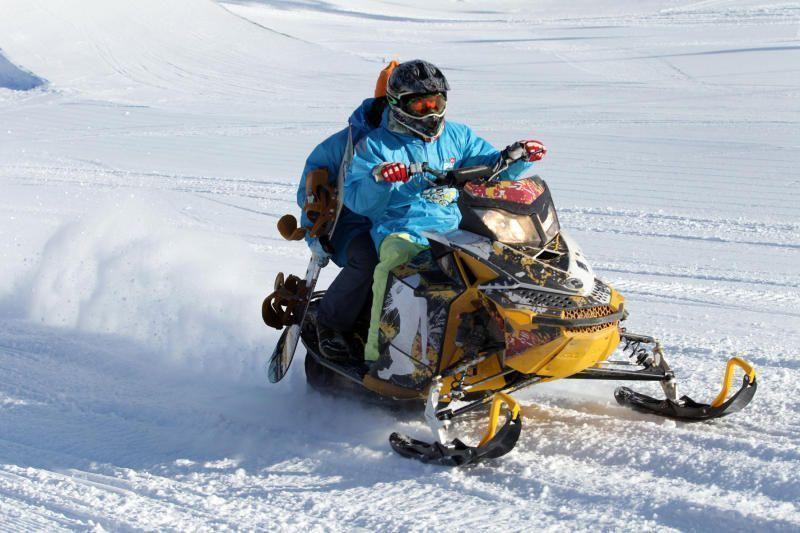 Регистрация снегоходов упрощена