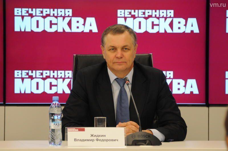 Владимир Жидкин: Cадовые товарищества надо развивать