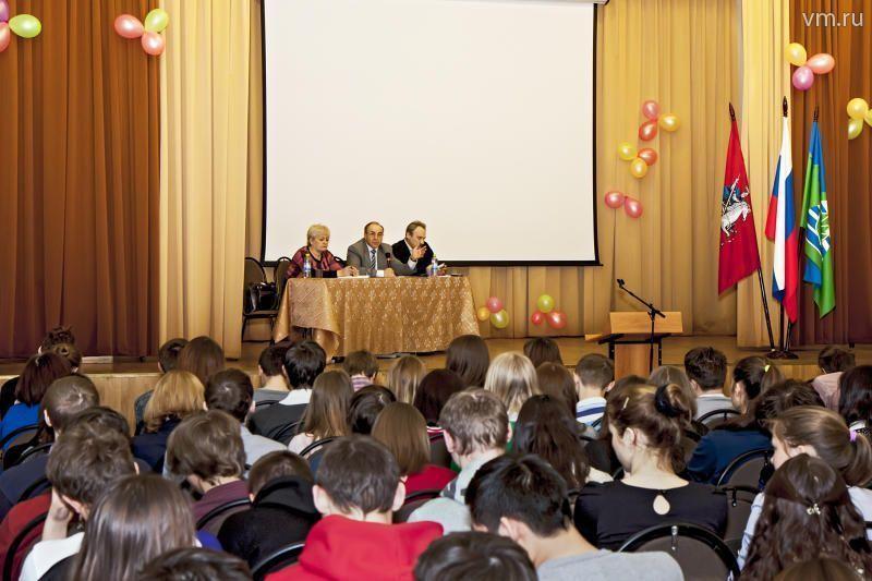 Школьники пообещали прийти на выборы