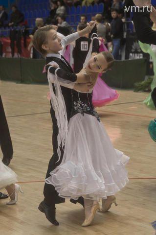 Спортивные танцы: и бал, и спорт, и соревнования