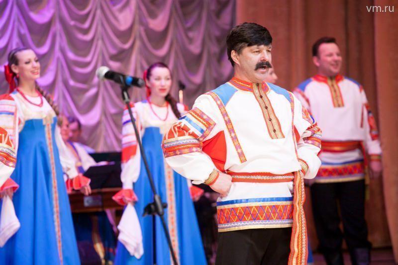 Клуб знакомств для пенсионеров и ансамбль русской песни