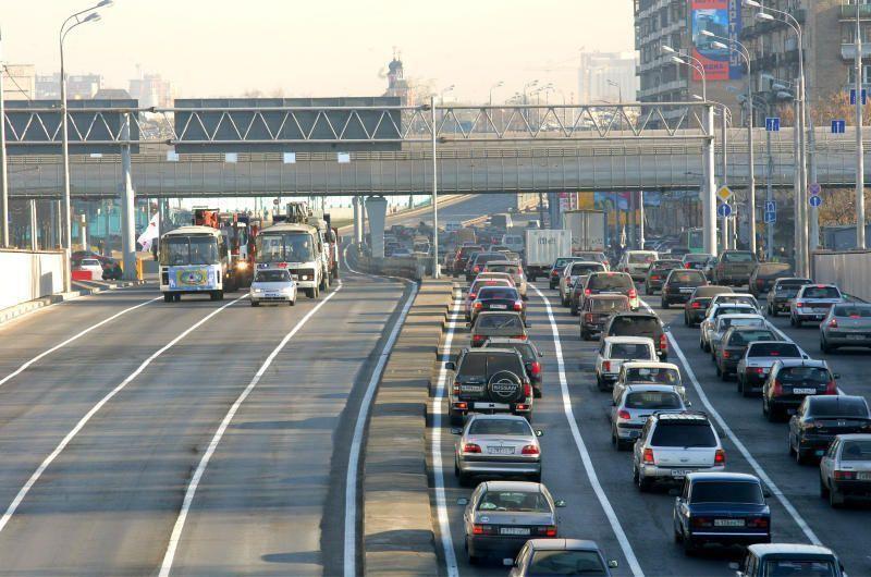 Разработку схемы организации дорожного движения в ТиНАО могут начать в 2016 году