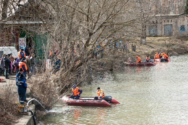 Паводок – 2014. Спасатели во всеоружии