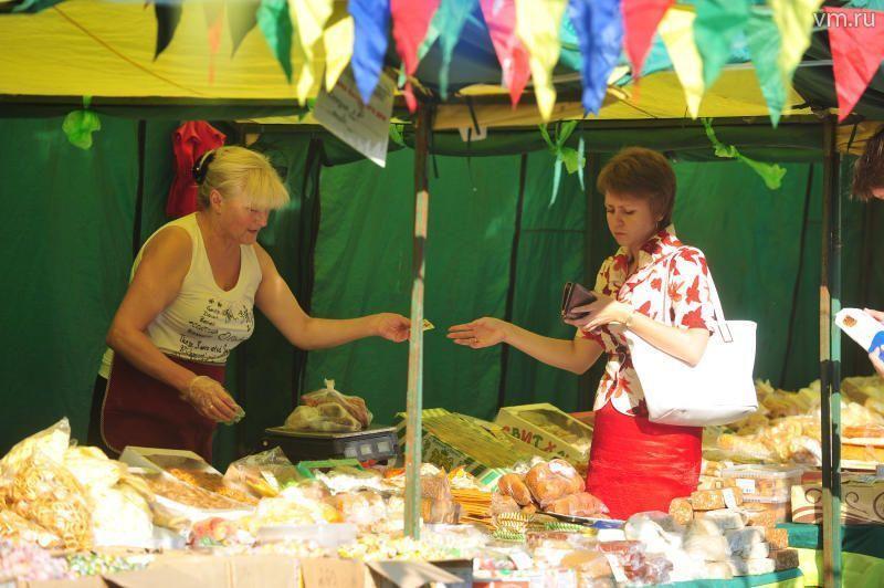 В Щербинке готовятся к ярмарке выходного дня