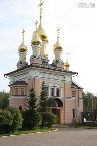 Новое место старого храма. Жители Московского ждут...