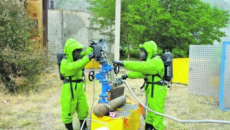 На уничтожение опасных веществ нужно согласие новых москвичей