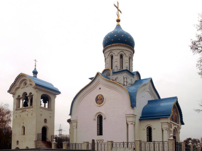 В поселении Киевский на  праздник иконы «Неупиваемая Чаша» прошел крестный ход