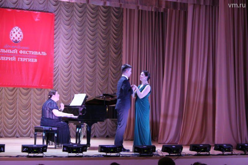 Мосрентген: лучшее место для концерта оперных звезд