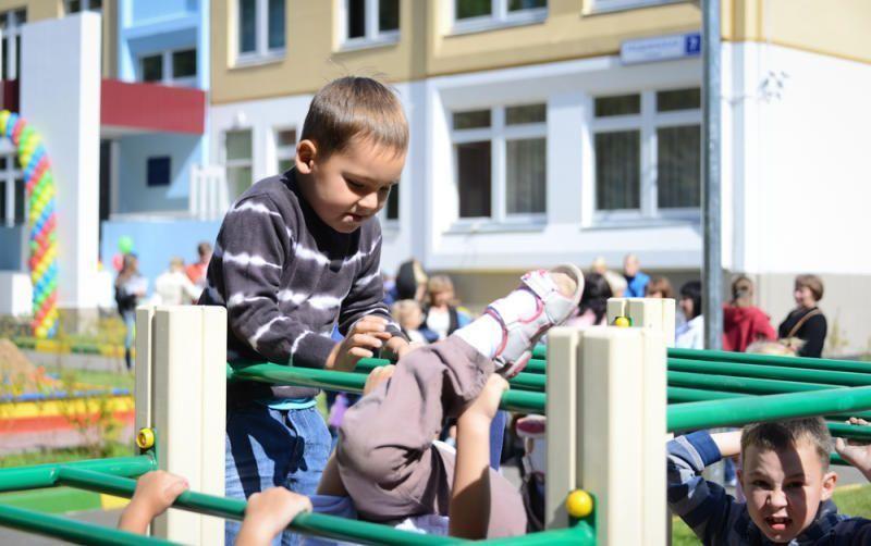 Летом в Новой Москве введут в эксплуатацию четыре детских сада