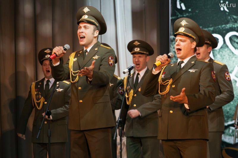 Танцоры театра Елизарова выступили для ветеранов поселения Вороновское