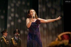 Праздничный концерт — возвращение на 69 лет назад.