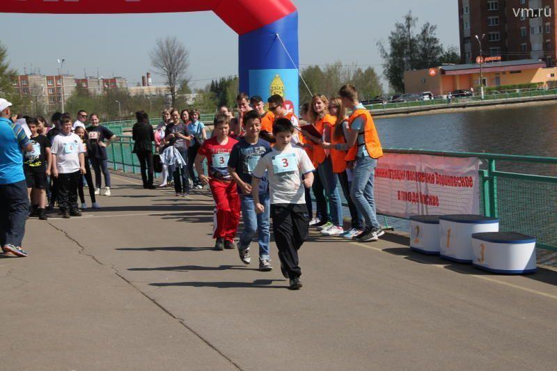 Пользователи «Активного гражданина» выбрали программу спортивных состязаний в Рязановском