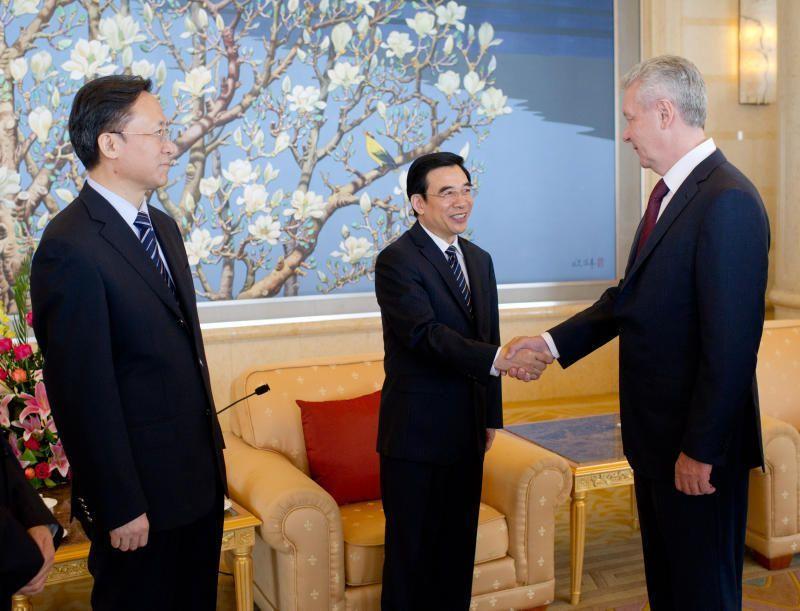Москва и Пекин подписали соглашения