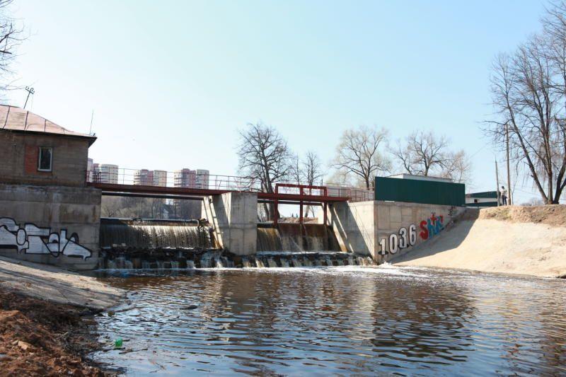 По поселении Рязановское на ручье Молодцы построят плотину