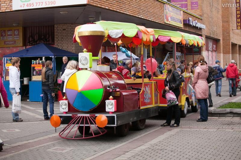 День рождения Троицка: парад, ярмарка, салют