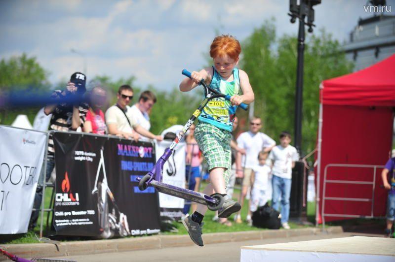 Спортивное лето: школьников ждет активный отдых