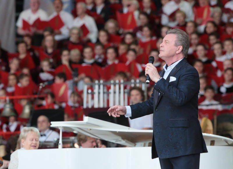 Концерт на Красной площади: репертуар для души
