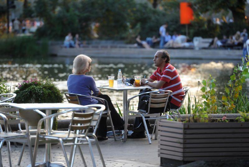 Летние кафе: новые правила работы