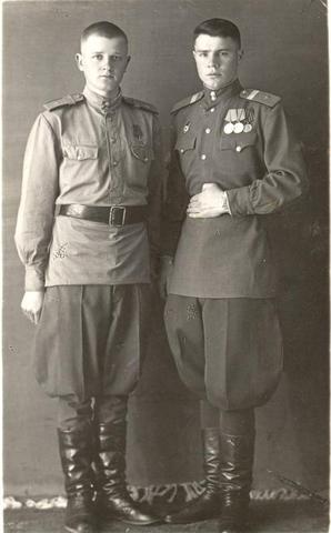 Андрей Ольшанский: начало войны застало меня на сенокосе