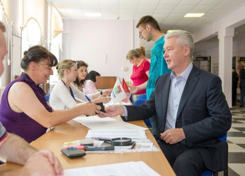 Состоявшиеся 8 июня предварительные выборы в Московскую городскую думу признаны успешными
