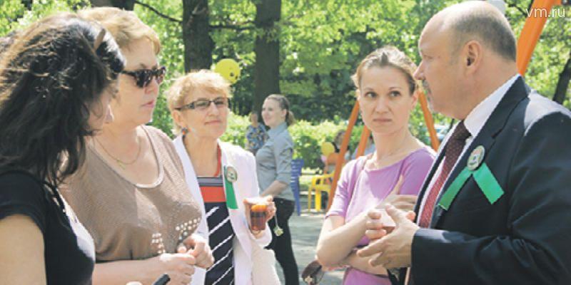 В Новой Москве отпразднуют День соседей