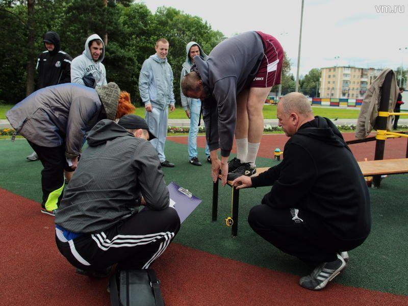Жители Десеновского сдадут нормативы «Готов к труду и обороне»