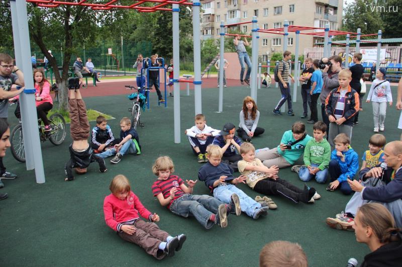 В троицком парке «Заречье» пройдут бесплатные занятия по фитнесу