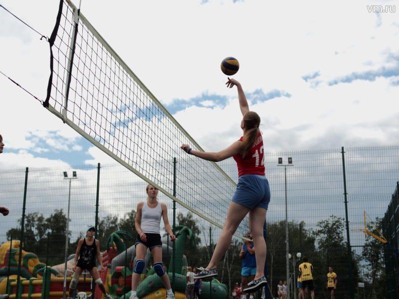В Новофедоровском прошел волейбольный турнир среди школьных команд
