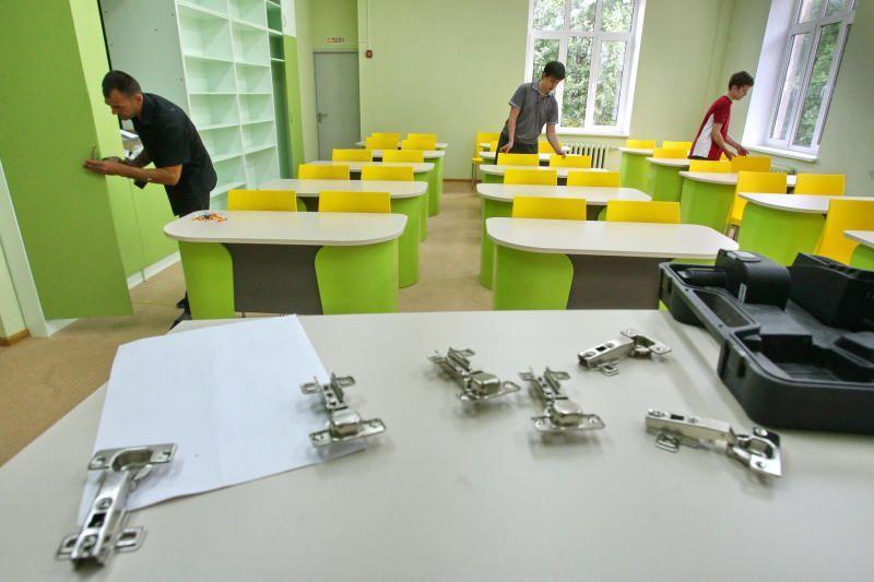 На капремонт школ и детских садов выделено 156 миллионов рублей