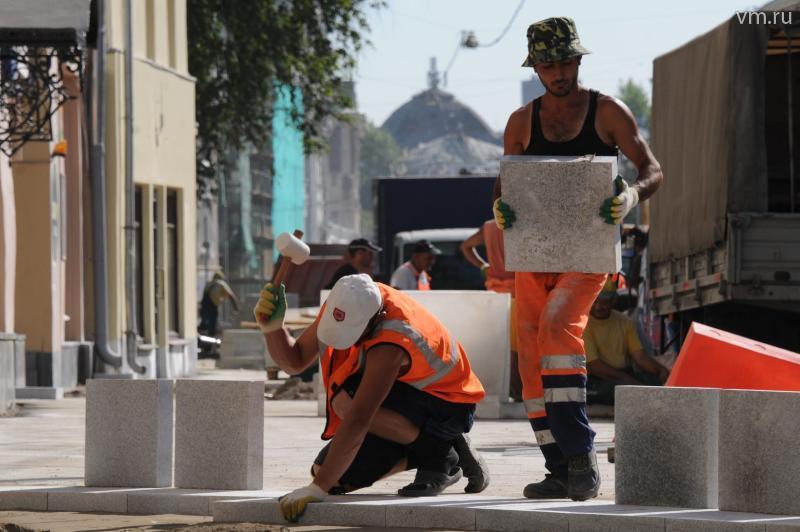 Пропускную способность более 230 улиц увеличат за этот год