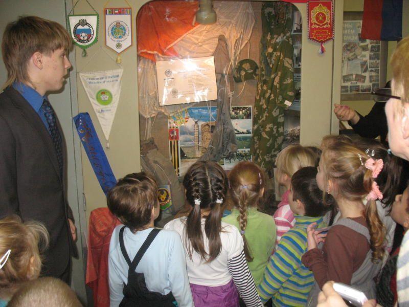 Дошколята из Ерино побывали в краеведческом музее «Новая изба»