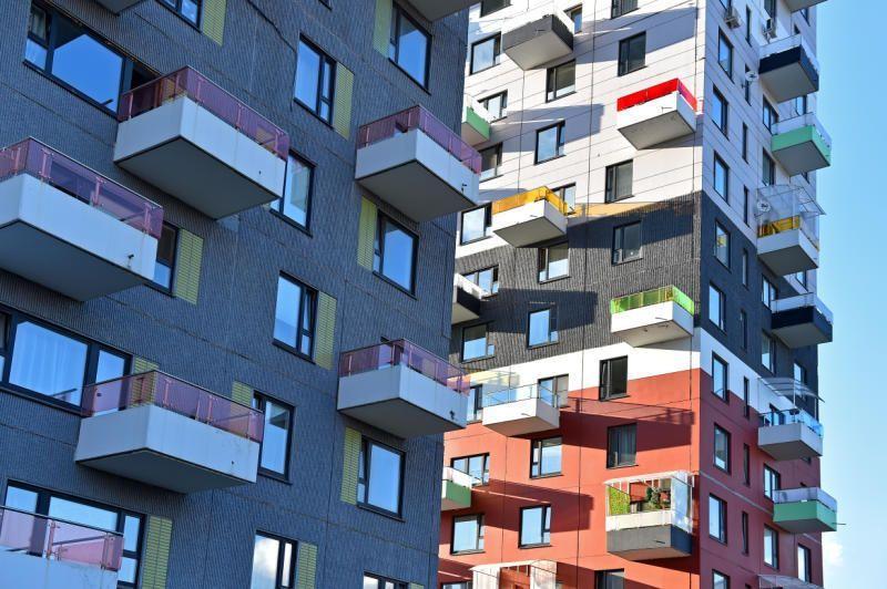 В Щербинке сдали в эксплуатацию многоквартирный дом