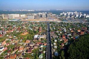 Сергей Собянин расспросил местных жительниц об их впечатлениях от новой дороги Рассказовка–Московский