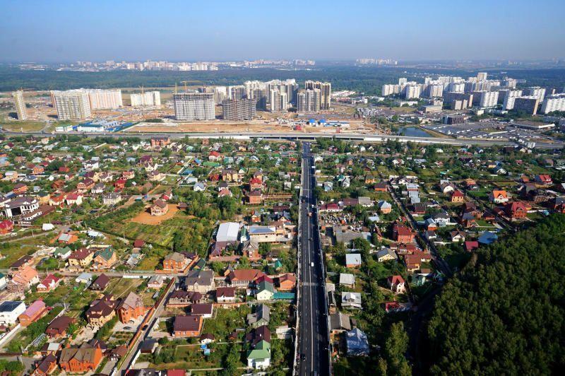 Новую Москву застроят в соответствии с эко-стандартами