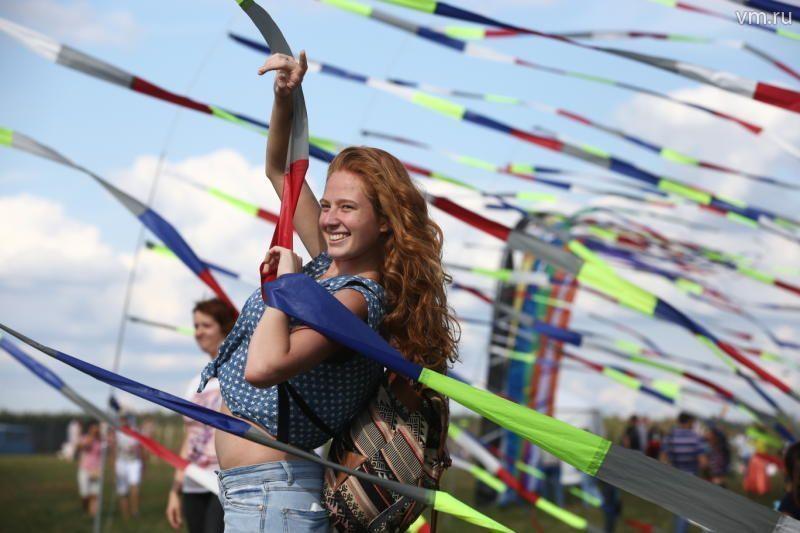 В столице открылся фестиваль ярмарок