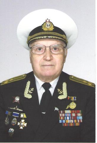 Памяти Евгения Яременко, главы Совета ветеранов