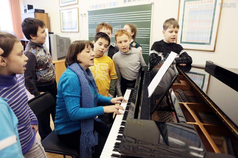 Жители Кокошкина хотят, чтобы детей лечили музыкой