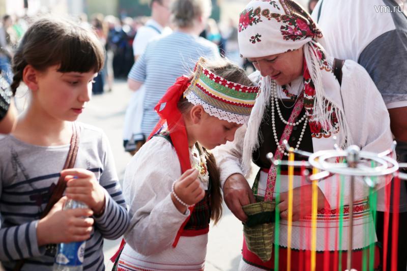 В поселении Новофедоровское проходит  традиционный фестиваль «Пасхальный»
