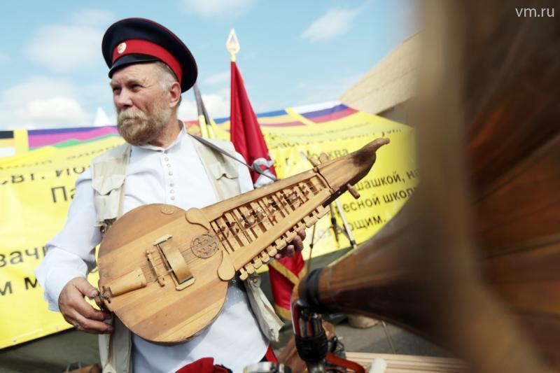 В поселении Первомайское прошел всероссийский фестиваль «Берестень»