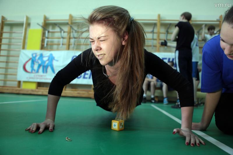 Виды спорта для ГТО выберут москвичи