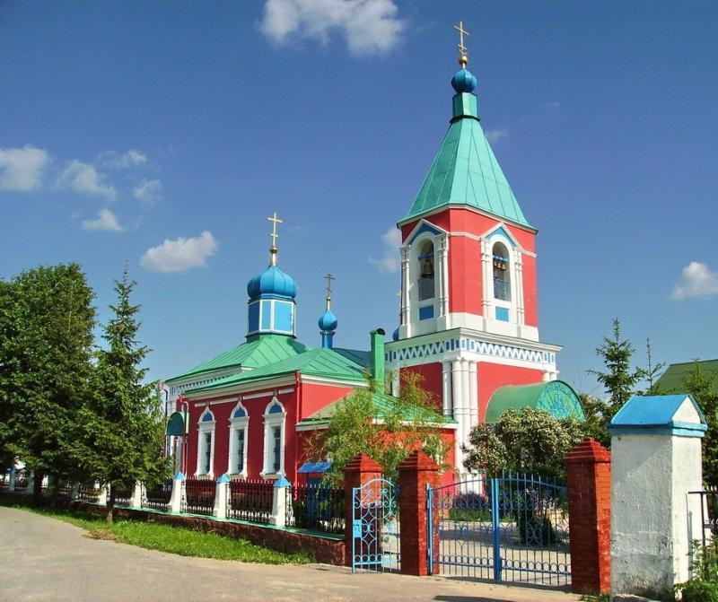 Селу Былово исполнилось 387 лет