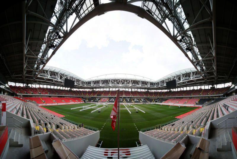 В Коммунарке построят спортивный стадион