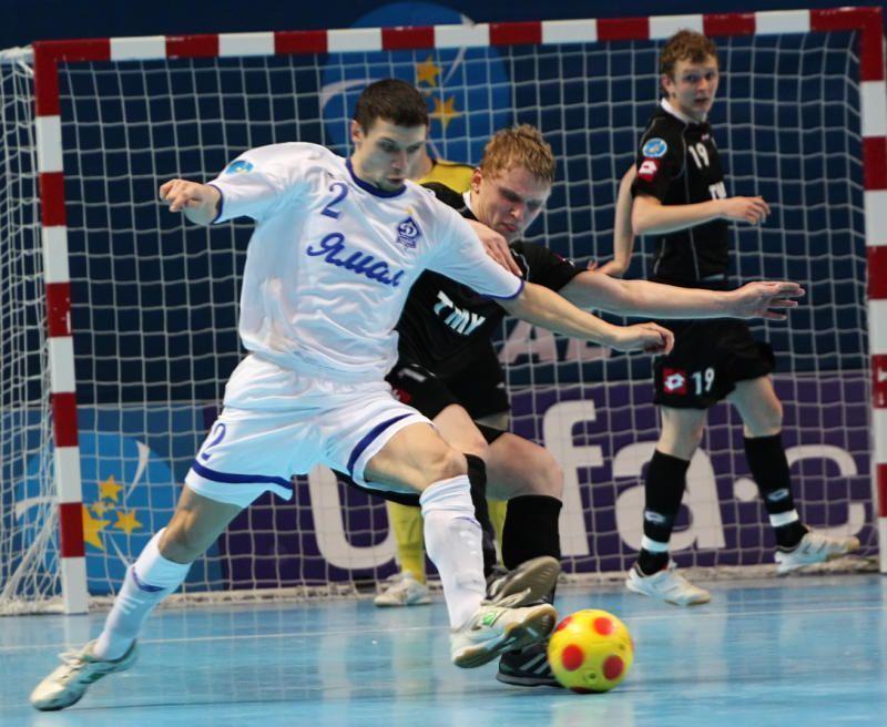 «Квант» принимает турнир Лиги чемпионов по мини-футболу
